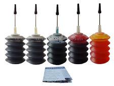 5x30ml refill ink for HP564 Officejet 4620 4622 Deskjet 3070A 3520 3521 3522