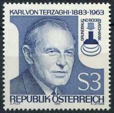 Austria 1983 SG#1977 Karl Von Terzaghi MNH #E7101