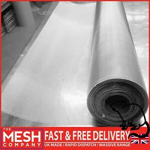 STAINLESS STEEL AIRBRICK INSECT MESH FLY REPTILE RODENT VENT VIVARIUM MESH