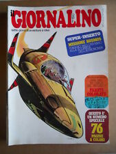 GIORNALINO n°5 1975 Asterix Gianni De Luca  [G554]