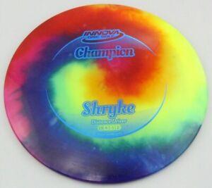 NEW Champion Shryke 171g I-Dye Driver Innova Disc Golf at Celestial Discs