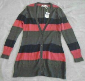 Brand New Seasalt Kohl Rabi Cardigan Size 10