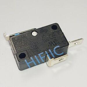 1PCS/5PCS JIABEN DA7-6/1 Micro Limit Switch 2 Pins 6A 250V