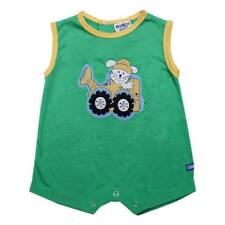 Oshkosh B'gosh S/L Bear in Car Romper (Green), Size: 6 months #crzyj