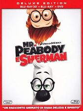 8010312109560 20th Century Fox Blu-ray Mr. Peabody e Sherman (3d) (blu-ray Blu-r