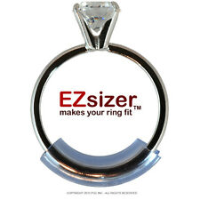 Ring Size Adjuster by EZsizer- Set of 3 (1-narrow, 1-medium, 1-wide) Ring Guard