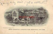 HOTEL GRAMATAN, LAWRENCE PARK, BRONXVILLE, N.Y.