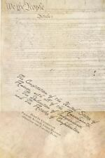 The Constitution of the United States of America, with all of the Amendments;...