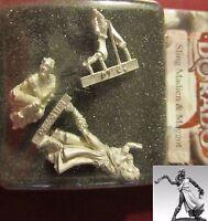 Hell Dorado HD3006 Lost Sling Maiden and Maggot Bearer (2) Miniatures Female NIB