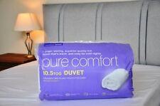 PURE COMFORT DUVET FOR SWEET DREAMS 10.5 TOG MEDIUM WARMTH