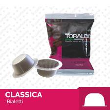 100 Capsule Caffè TORALDO Miscela Classica Compatibili BIALETTI
