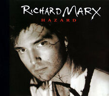 Richard Marx Hazard CD Single Rare 1991 Thunder And Lightning Idol Rush Street