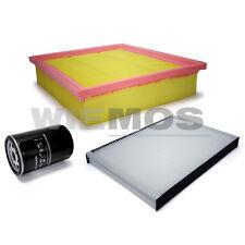 Filterset filtro de aire filtro aceite filtro de polen Golf III convertible 1h1 1e7 1h5 1h2 vento