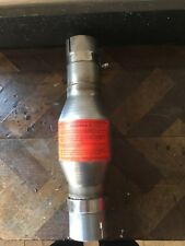 Stainless Steel Sports Catalitic Convertor