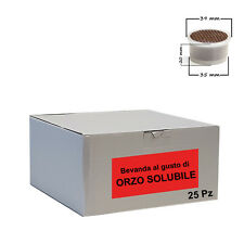 25 capsule Orzo Solubile Cialdeitalia - Comp. Lavazza Espresso Point