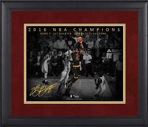 "LeBron James Cavaliers Framed 11"" x 14"" NBA Finals Photo - Fanatics"