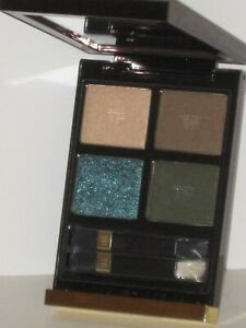 TOM FORD EYE COLOR QUAD # 21 LAST DANCE - MADE IN ITALY- 10 g./ 0.35 oz. NEW !!