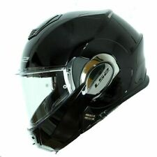 Casque convertible LS2 FF399 Valiant solaire moto maxiscooter modulable noir