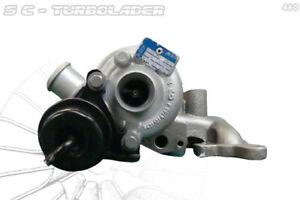 Turbolader Smart Fortwo Cabrio Coupe 0.8l CDI 33/40kw OM660DE8LA DPF A6600900480