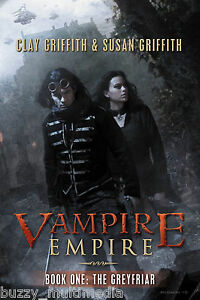 The Greyfriar Audio Book -  The Vampire Empire Series  Read by James Marsters