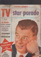 TV Star Parade May 1954 Arthur Godfrey Eddie Fisher Liberace Gale Storm