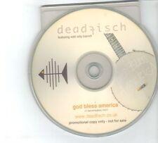 (GQ847) Deadfisch, God Bless America - 2007 DJ CD