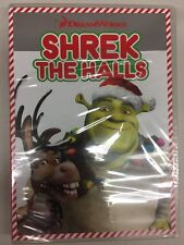 Shrek the Halls Dvd New