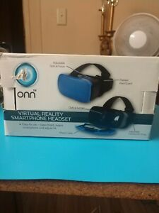 NIOB!  ONN Virtual Reality Headset - Blue!