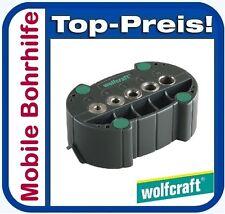 WOLFCRAFT 4685000 accumobil Mobile Bohrhilfe schnell und einfach bohren