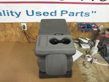 2017 2018 Ford EXT CAB F-150/250/F-350/Super Duty Gray Cloth Jump Seat Console