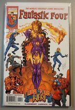 Fantastic Four #11 1998 Marvel 1st Appearance Ayesha Her Kismet GOTG