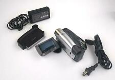 Sony DCR-HC46 Digital Handycam Wide LCD Video Camcorder - TESTED & WORKING