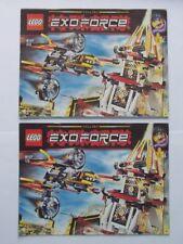 LEGO® Bauanleitung / Instruction Nr. 8107