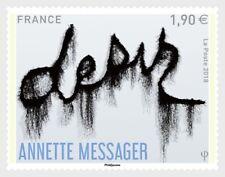 Frankrijk / France - Postfris / MNH - Annette Messager 2018