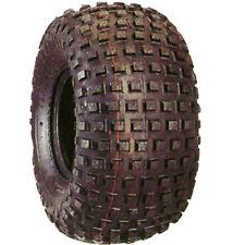 1) 16x8.00-7 16x800-7 Deestone D-929 2ply Knobby ATV Tire DS7311 16/8.00-7