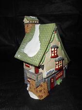 Dept 56 North Pole Elf Bunkhouse 56014 Heritage Village 1990