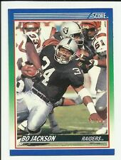 1990 Score Football Lot - You Pick - Includes Stars, Rookies & Traded