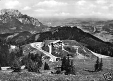 AK, Berchtesgaden - Rossfeld, Rossfeld-Skihütte, um 1960