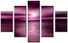 Climax rose prune 115x80cm Large Abstract Wall Art Canvas Digital Living Room