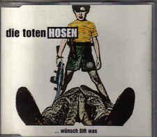 Die Toten Hosen-Wunsch Dir Was cd maxi single