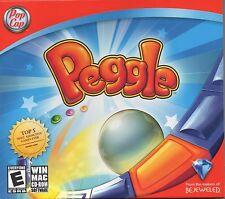 Peggle PC Games Windows 10 8 7 XP Computer pop cap popcap puzzle pachinko NEW