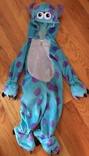 Disney Pixar Monsters Inc Sully Plush Full Body Costume 12-18 Months Halloween