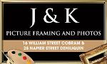 J&K Picture Framing & Art Supply