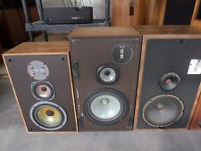 Bobby Shred's Infinity RSb Loud Speakers in Walnut - Completely Restored