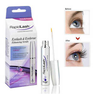 ✅RapidLash Eyelash & Eyebrow Enhancer Growth Serum Conditioner Revitalash 3ml UK