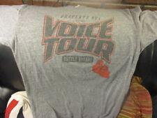 Soft Grey 2014 Property Of: The Voice Tour Battle Rounds T Shirt Large Tr Blend