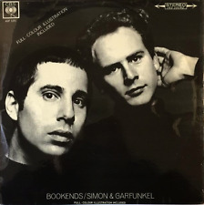 SIMON & GARFUNKEL ‎- Bookends (LP) (VG-/G+)
