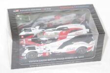 1/38 Toyota Gazoo Racing TS050 HYBRID  Le Mans 24 Hrs 2017 #8  Spark Team Issue
