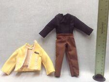 "1/6 Hasbro Star Wars 12"" Figure Collection Luke Skywalker Yavin Jacket pants set"