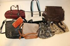 USED BULK ReHab Resale Wholesale Purse Lot Coach Hobo Marco Buggiani cZbQ